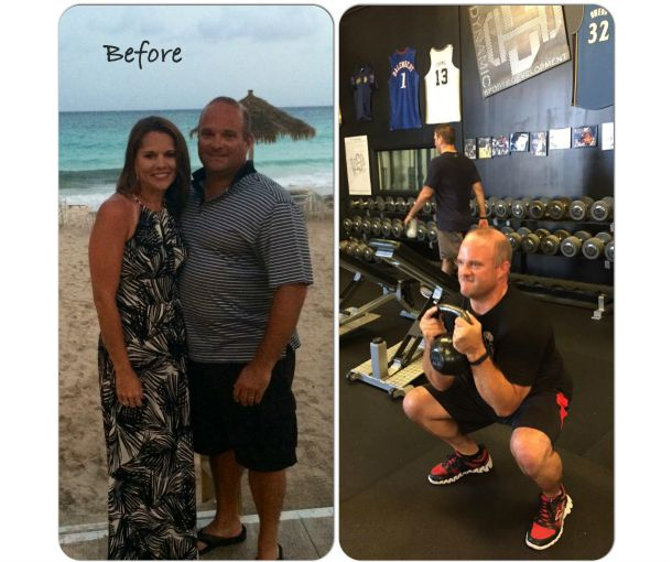 """Firefighter Terry Sivadon says of FFR, """"Believe me, it works!"""""""