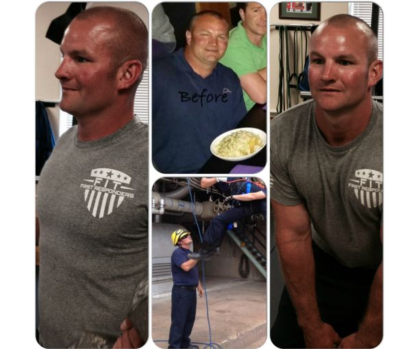 Darin Detherow loses 42 pounds…quits chewing tobacco after 23 years!